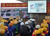 Bảo đảm vệ sinh an toàn lao động